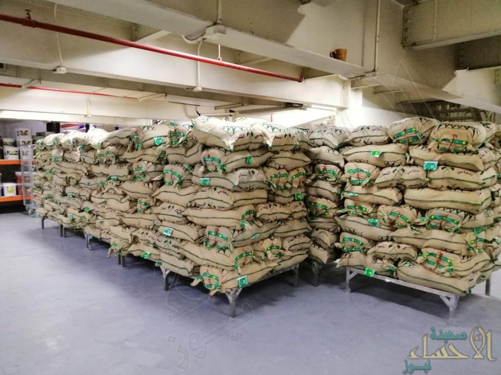 """أكثر من 5200 مستفيد بـ""""بر الأحساء"""" من مشروع """"السلة الغذائية"""" لشهر يناير"""