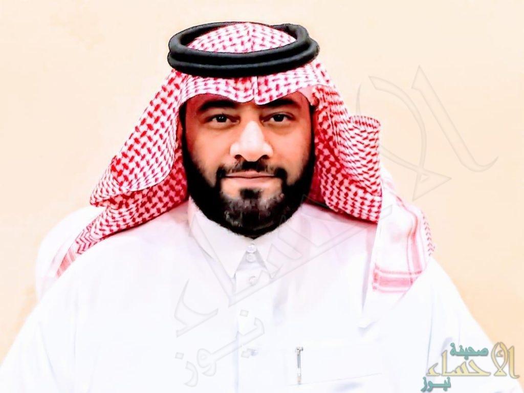 """""""أحمد الكبيسي"""" يحصل على """"الماجستير"""" من جامعة الملك فيصل"""