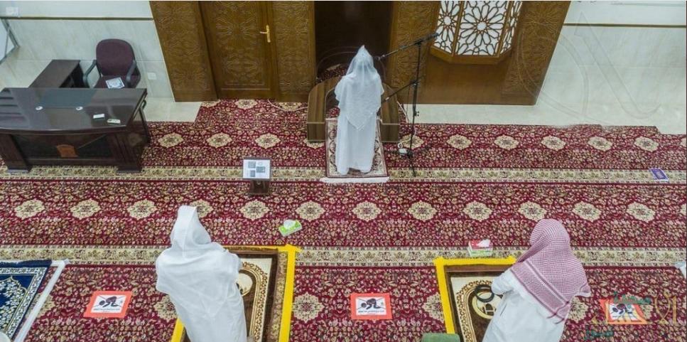 """""""الشؤون الإسلامية"""": إغلاق 5 مساجد مؤقتًا بثلاث مناطق بعد ثبوت حالات إصابة بكورونا"""