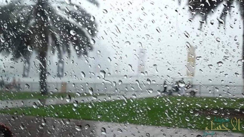 الأرصاد تتوقع طقس الجمعة: أمطار رعدية على 11 منطقة