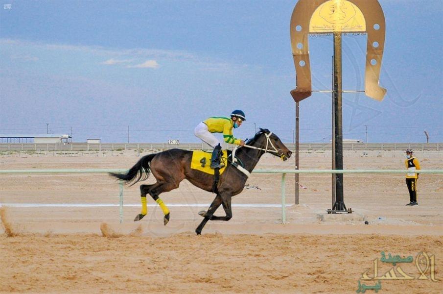 ميدان فروسية الأحساء يقيم سباقه الـ17 للموسم الحالي (صور)
