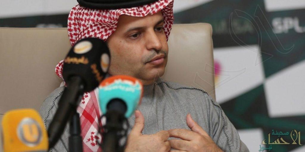 """بدعم """"خالد بن فهد"""" و""""الأعضاء الذهبيين"""" .. مسلي آل معمر يعلن ترشحه لرئاسة النصر"""