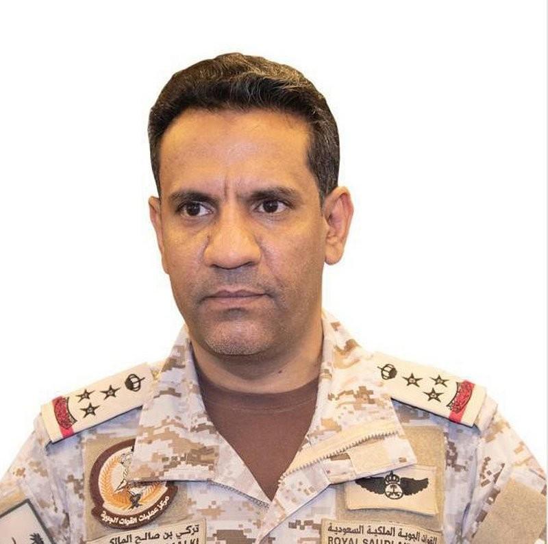 تدمير طائرة مفخّخة أطلقها الحوثي تجاه خميس مشيط