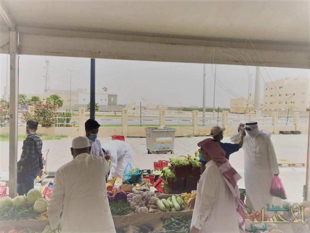 """أمانة الأحساء … إتمام خطط متابعة أنشطة الصحة العامة وتعليق """"بوفيهات المطاعم"""" في رمضان"""