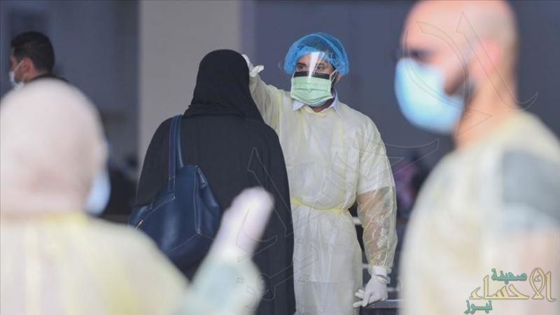 """وزارة الصحة: 842 إصابة جديدة بـ"""" فيروس كورونا"""" وتعافي 706"""