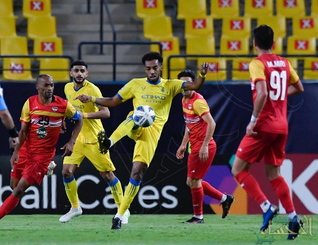 النصر السعودي يتغلب على فولاد الإيراني في دوري أبطال آسيا