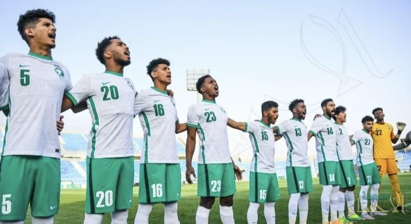 قرعة أولمبياد طوكيو تضع المنتخب السعودي في المجموعة الحديدية