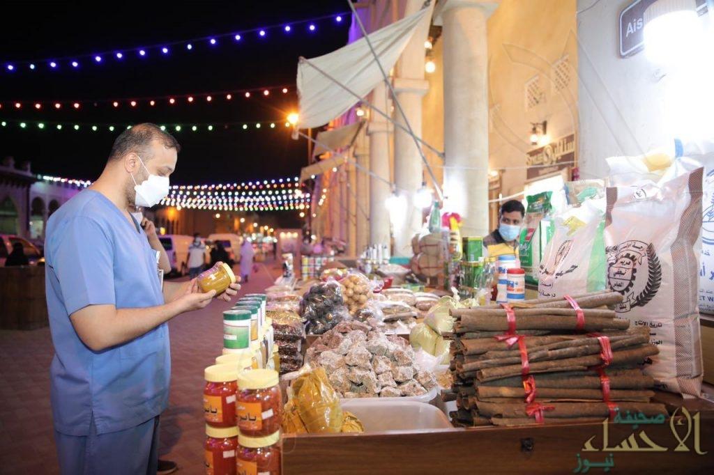 """خلال الأسبوع الأول من رمضان.. """"أمانة الأحساء"""" تُغلق منشأتين بسبب المخالفات الاحترازية وترفع 5123 طن نفايات"""