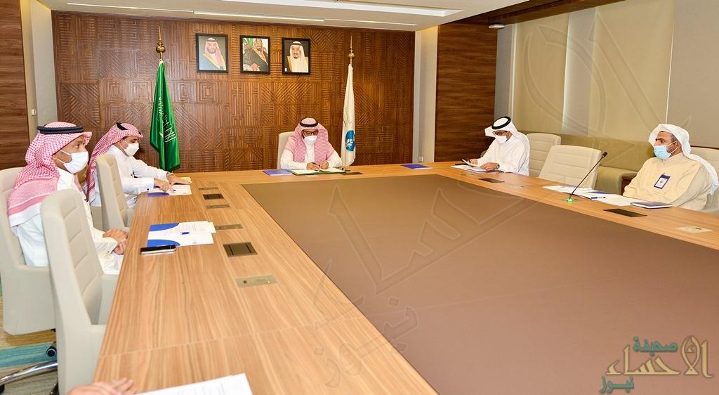 للمحافظة على واحة الأحساء .. اللجنة الإشرافية التوجيهية العليا تعقد اجتماعها السابع (صور)