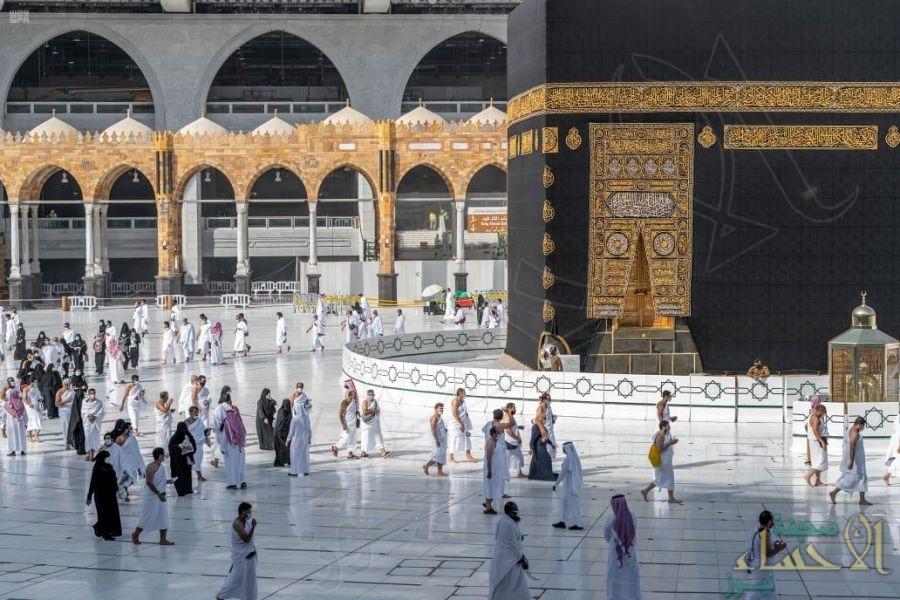 """""""الحج والعمرة"""": رفع الطاقة التشغيلية للمسجد الحرام خلال شهر رمضان"""
