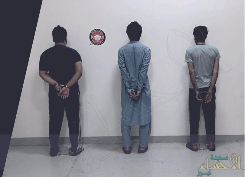 مكة المكرمة … القبض على 3 باكستانيين انتحلوا صفة رجال أمن