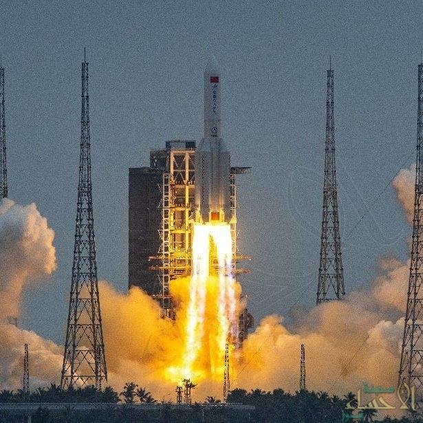 السفارة الصينية في المملكة توضح معلومات مهمة بشأن الصاروخ الخارج عن السيطرة