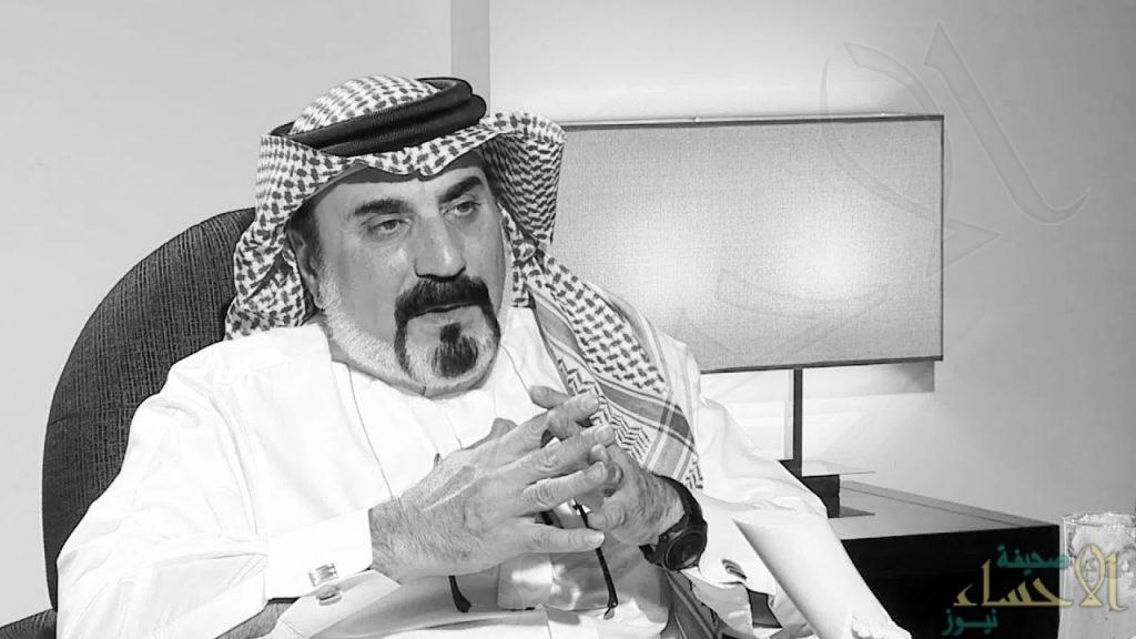 """وفاة مخرج مسلسل """"طاش ما طاش"""" عبدالخالق الغانم"""