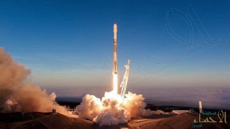 بقايا حطام الصاروخ الصيني تسقط في المحيط الهندي