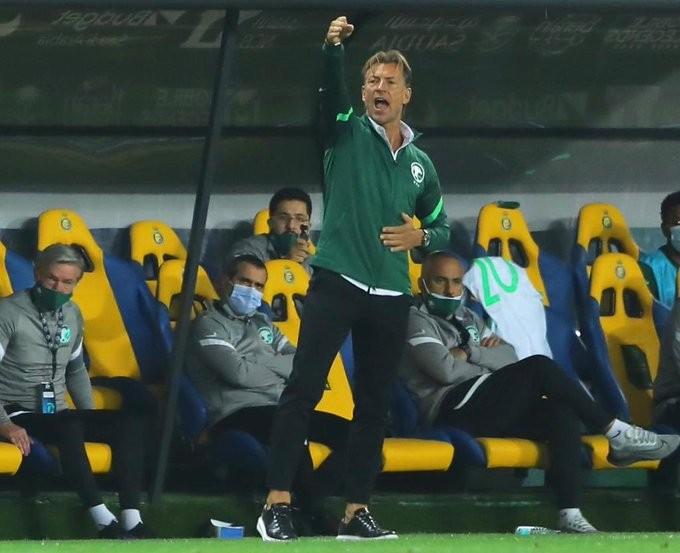 """مدرب الأخضر """"رينار"""": كأس العرب خطوة مهمة للإعداد في تصفيات كأس العالم .. وهدفي اللقب الثالث"""