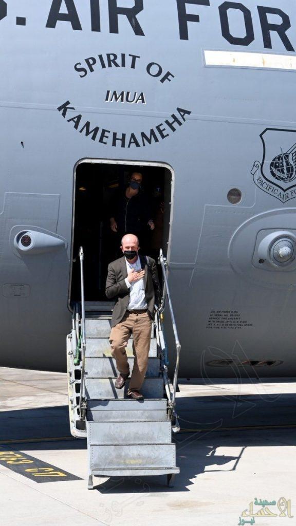 """المبعوث الأمريكي للشرق الأوسط يصل """"تل أبيب"""" للعمل على تثبيت هدوء مستدام في غزة"""