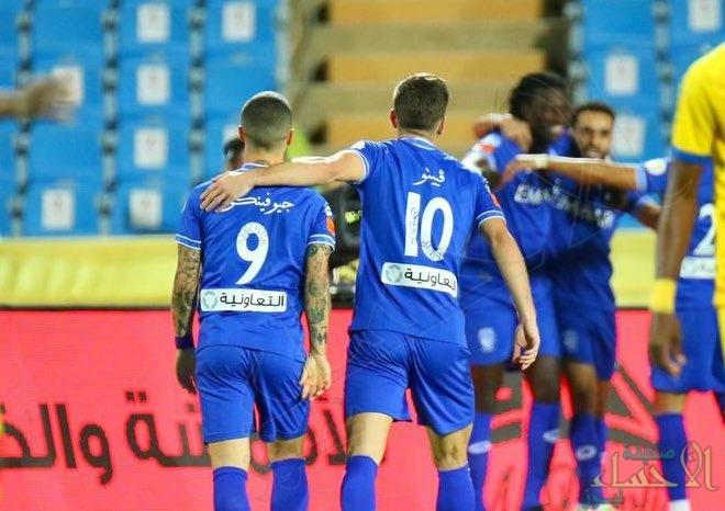 الهلال يحقق لقب دوري كأس الأمير محمد بن سلمان والشباب وصيفًا