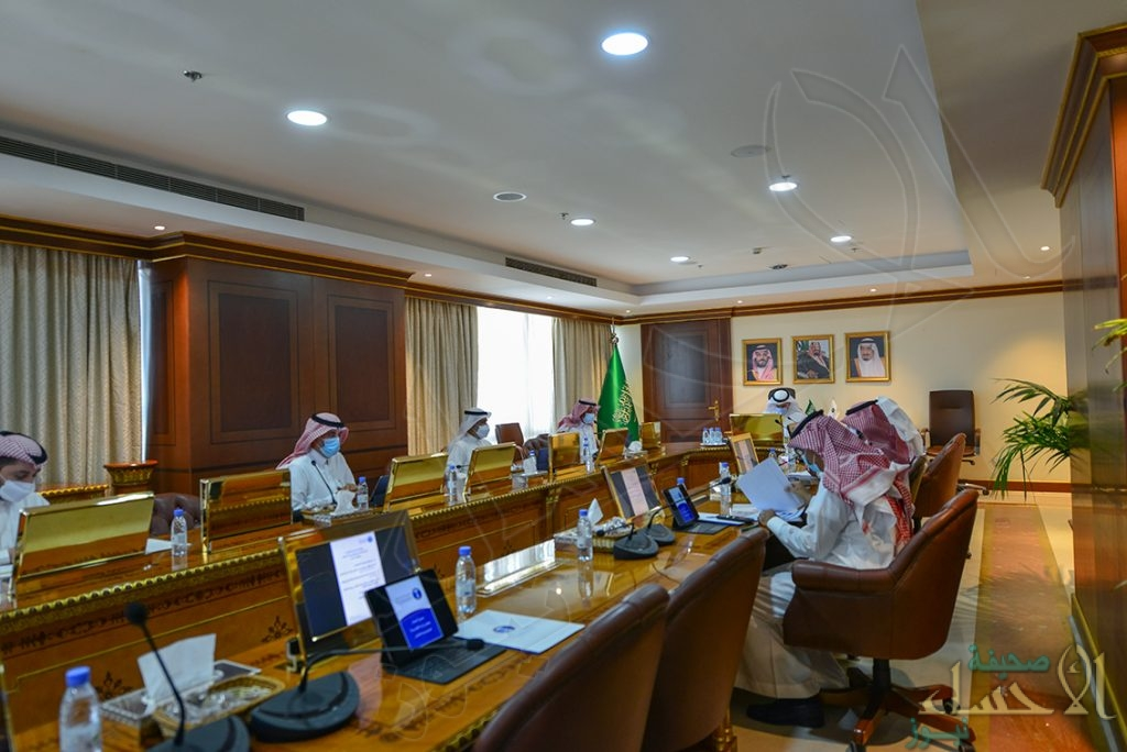 معالي وزير البيئة والمياه والزراعة يرأس اجتماع مجلس المؤسسة العامة للري (العاشر