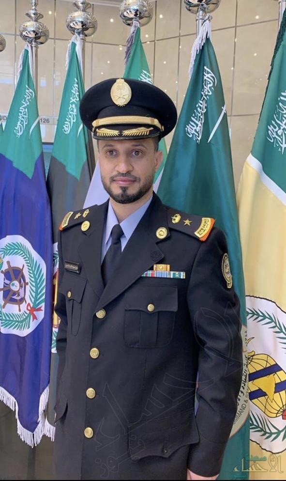"""المقدم """"فواز بن سعود الأشرم"""" يحصد الماجستير"""