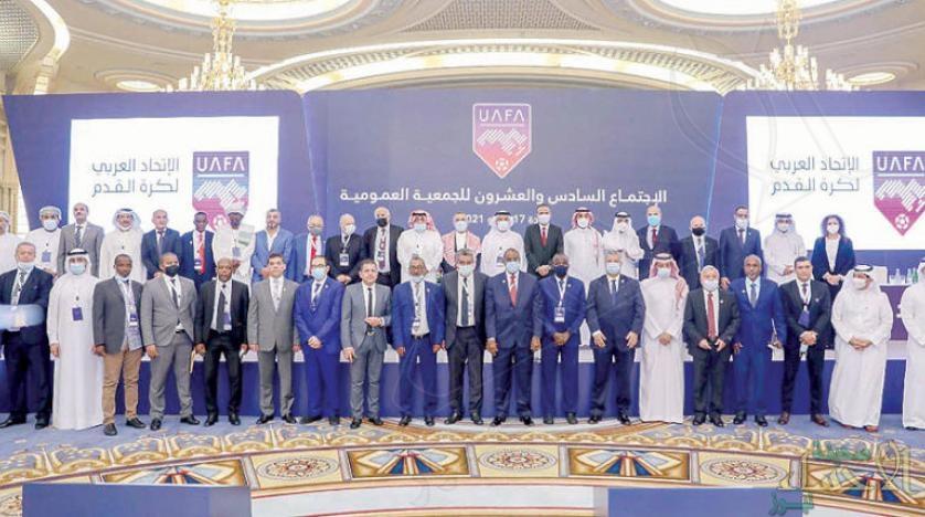 """ولي العهد يدعم """"الاتحاد العربي"""" بـ5 ملايين ريال سنوياً"""