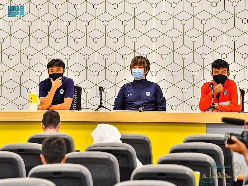 اليوم .. انطلاق مباريات المجموعة الرابعة من التصفيات المشتركة في الرياض(صور)