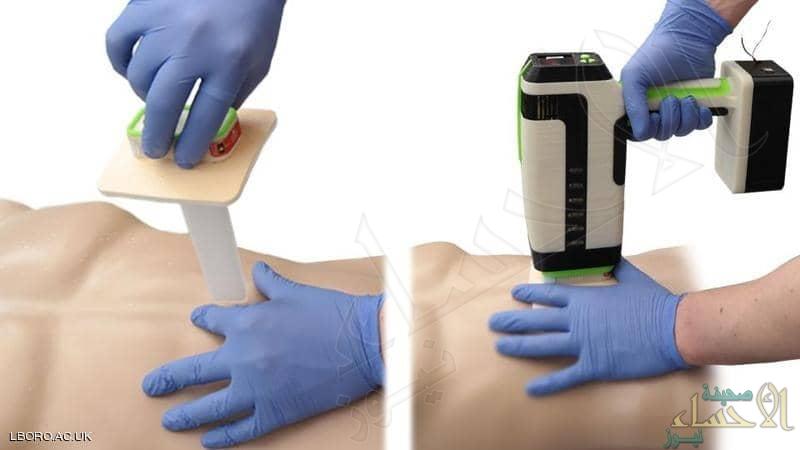 """في """"دقيقة واحدة"""".. جهاز مبتكر يوقف نزيف الجروح"""