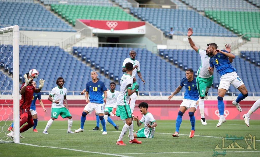 الأخضر يودع منافسات أولمبياد طوكيو