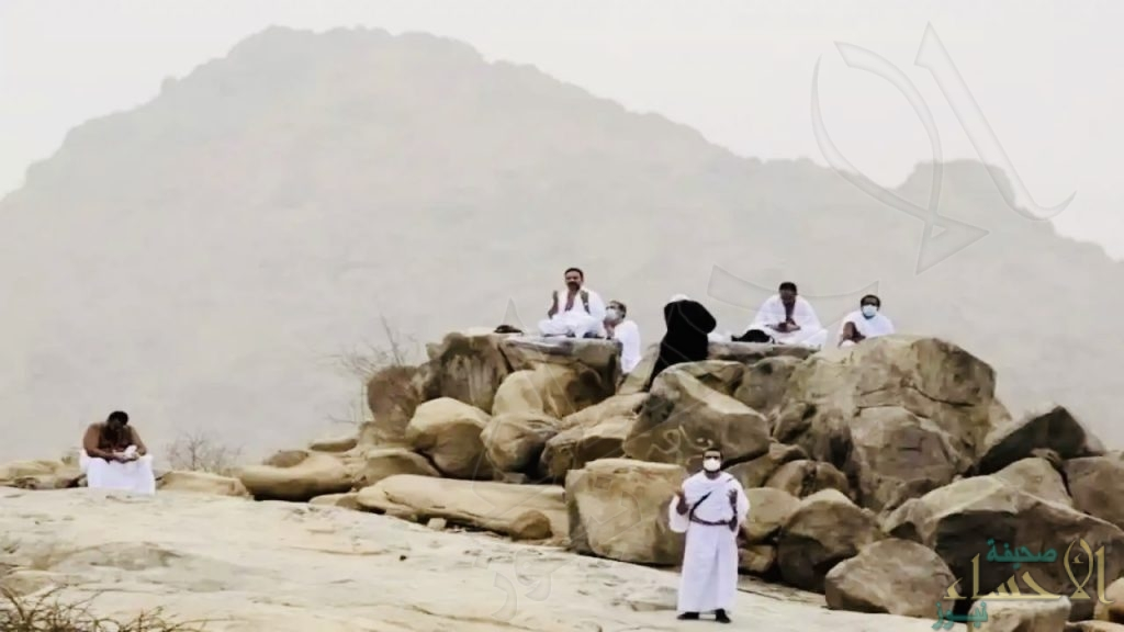"""""""الحج والعمرة"""" : تفويج الحجاج إلى صعيد عرفات تم بسلاسة كبيرة"""