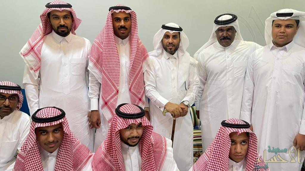 """""""البيت""""و""""العايش"""" تحتفلان بعقد قران الشاب """"حمد"""""""