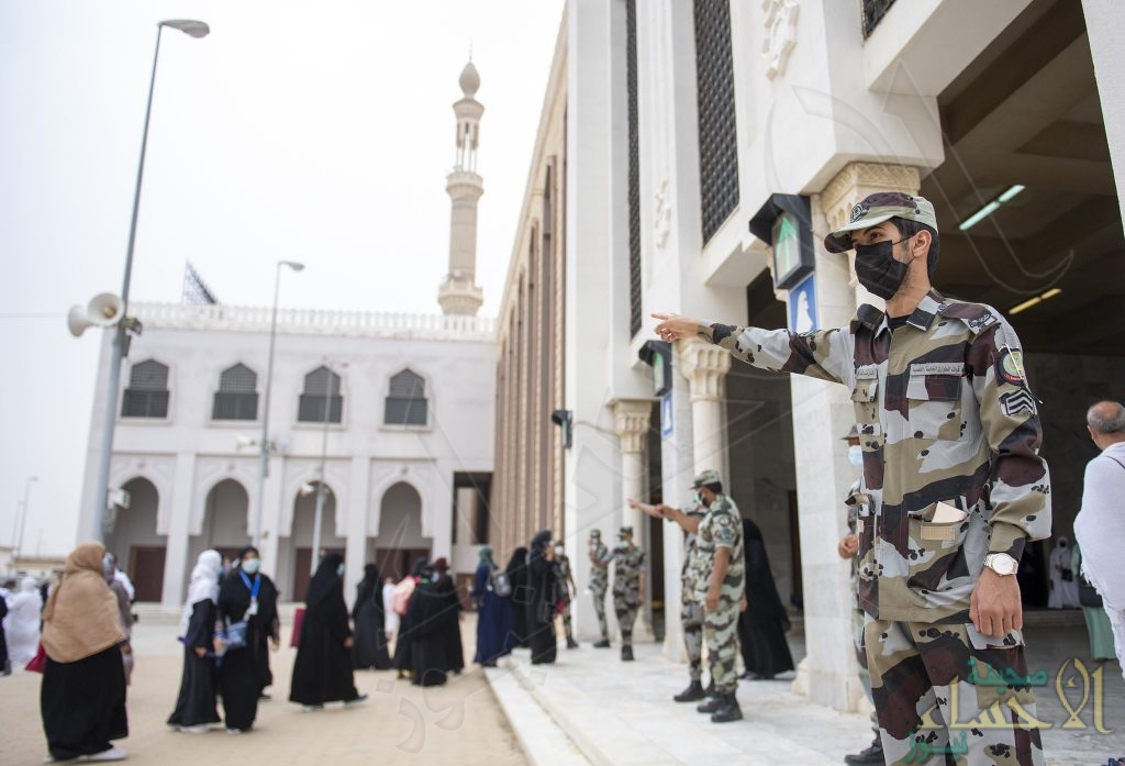 الشؤون الإسلامية: نجاح خطة الوزارة في مسجد نمرة ليوم عرفة