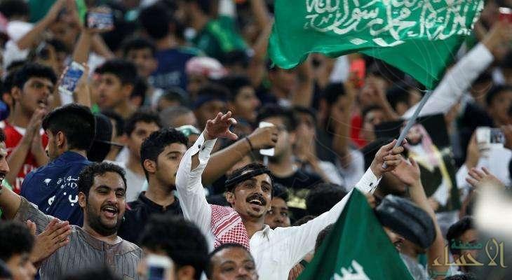 """""""وزارة الرياضة"""": رفع نسبة الحضور الجماهيري في الملاعب السعودية إلى 60%"""