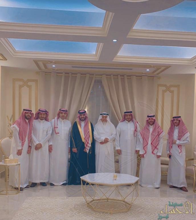"""""""السماعيل"""" تحتفي بعقد قران ابنها الشاب """"عبدالرحيم"""""""