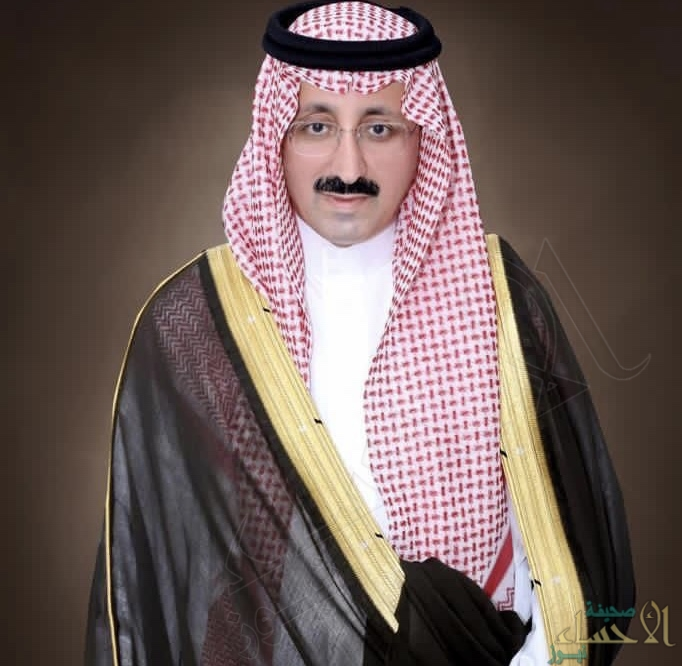 سمو محافظ الأحساء يستقبل مدير مطار المحافظة
