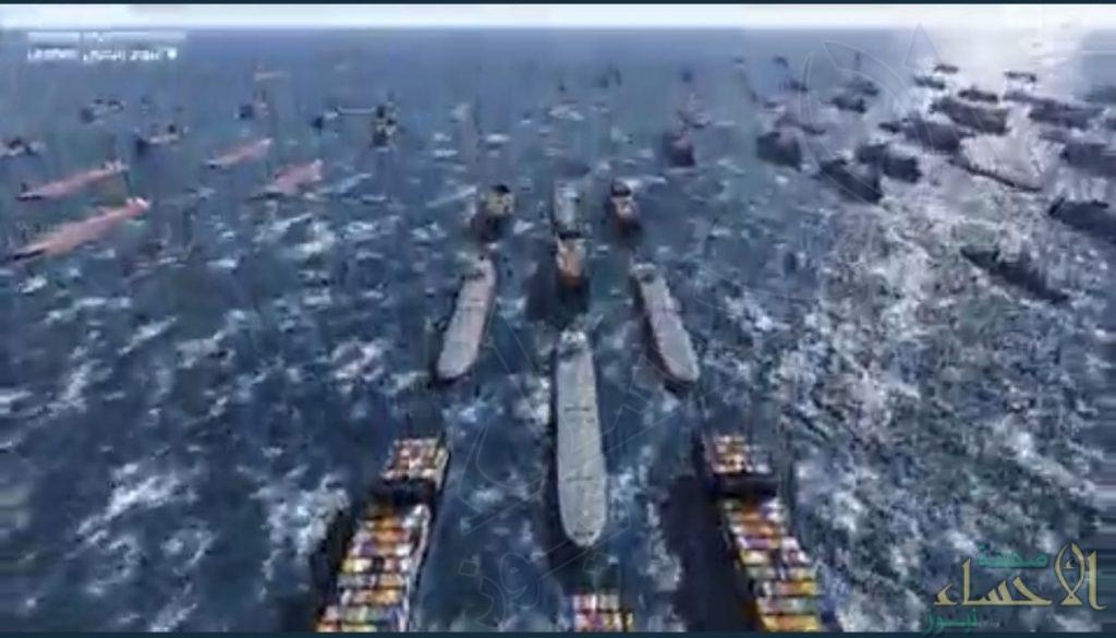 """بالفيديو … """"النقل"""" تحتفي باليوم البحري العالمي: نبض الاقتصاد العربي"""