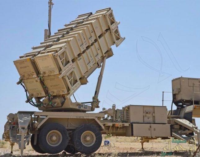 """أول تعليق من """"وزارة الدفاع"""" على سحب أمريكا منظومات الدفاع الجوي """"باتريوت"""" من السعودية"""