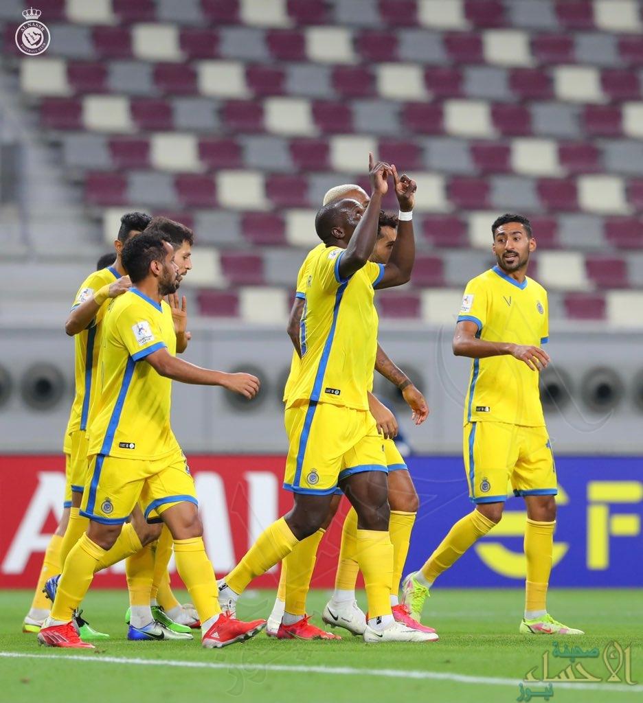 النصر يتأهل إلى دور الـ 8 من دوري أبطال آسيا بعد فوزه على تراكتور الإيراني (صور)