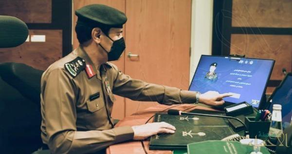 """""""الدفاع المدني"""" يدشن النسخة المطورة لموقع المديرية الإلكتروني"""