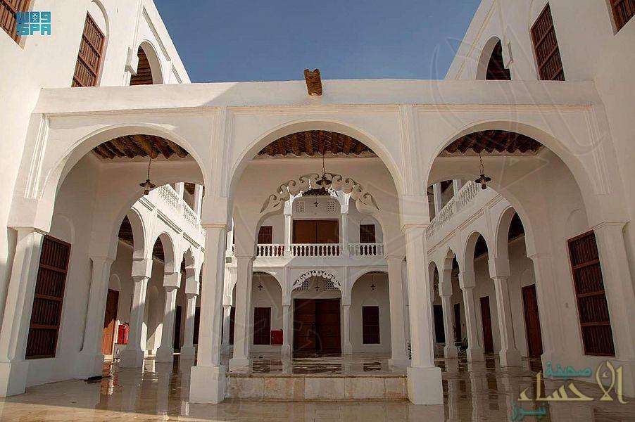 المدرسة الأميرية بالأحساء أيقونة التعليم الأولى بالمنطقة