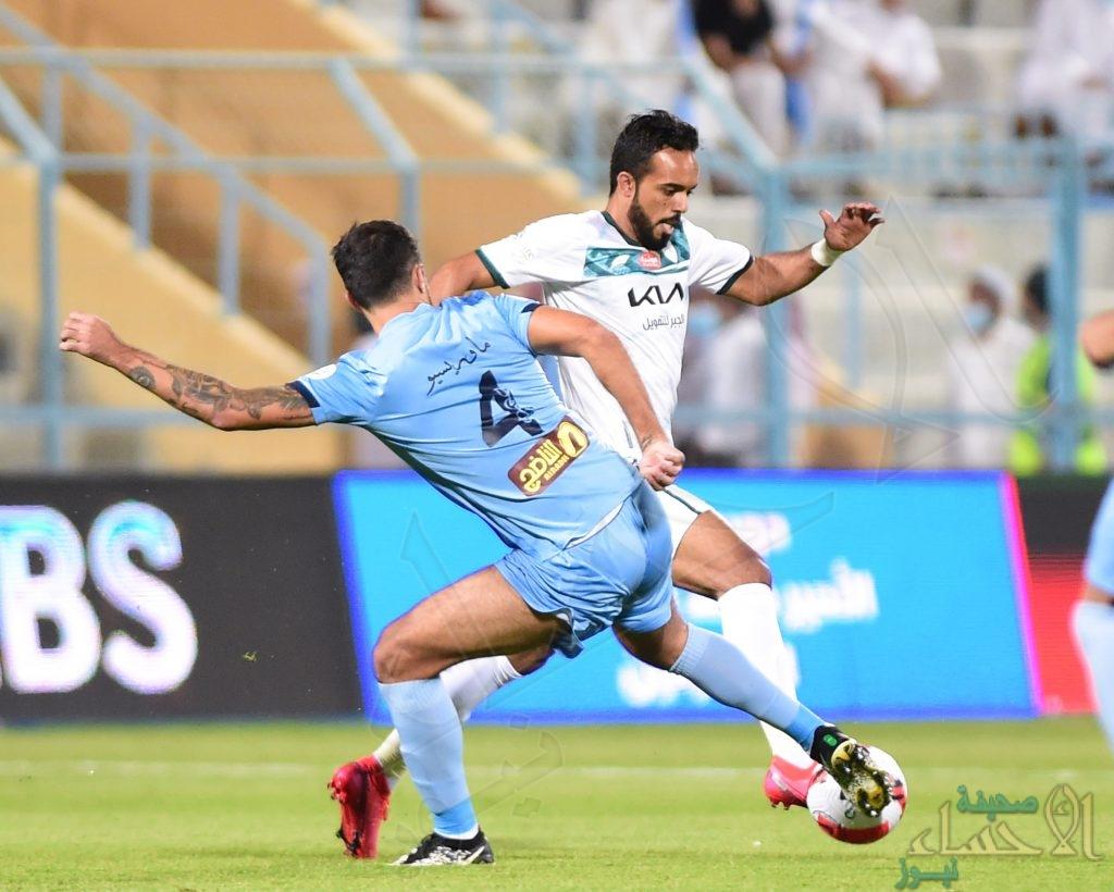 الفتح يتغلّب على الباطن في دوري كأس الأمير محمد بن سلمان للمحترفين