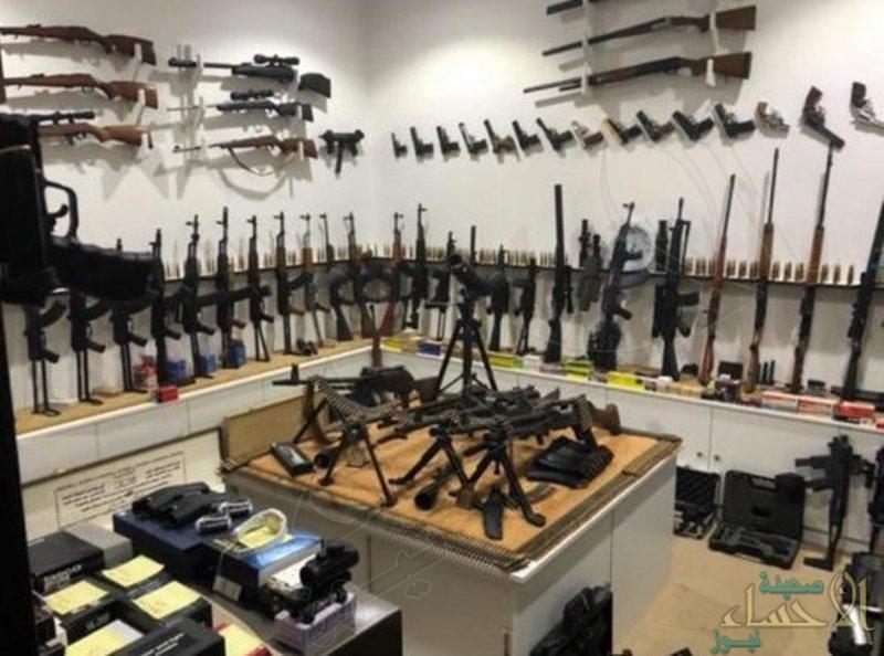 معرض الصقور السعودي يجهز مركزًا للفحص الطبي تسهيلاً لشراء الأسلحة