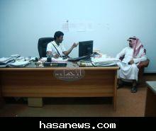 """"""" البخيت """"  مدير مدينة الأمير عبدالله بن جلوي الرياضية لـ ( الأحساء نيوز ) لدينا القدرة على تنظيم المسابقات الكبيرة .. ونحتاج الى  خدمات أخرى  تساعد على التنظيم الأمني والإداري ."""