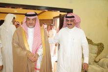 سعادة وكيل محافظة الأحساء الأستاذ خالد البراك يقوم بزيارة للنصار
