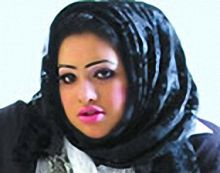 روزانا اليامي : المجتمع حكم علي بالقتل ولازلت أتلقى تهديدات من قبل مجهولين عبر هاتفي المحمول .