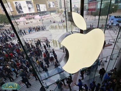 """""""آبل"""" تفتتح أكبر متجر لها بآسيا في عاصمة الصين"""