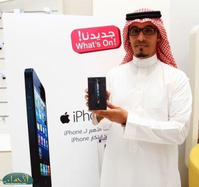"""الاتصالات السعودية تطلق باقات جديدة لجهاز """" آي فون  5 """""""