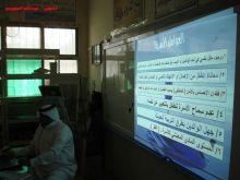 مدرسة عبدالرحمن بن عوف الابتدائية بالمبرز تقيم ورشة عمل بعنوان ( حل المشكلات السلوكية )