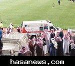 أصيب بجلطة دماغية أثناء مباراة فريقه أمام الرائد … وفاة عضو شرف نادي التعاون البقيشي