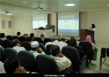 مستشفى الملك عبد العزيز للحرس الوطني يقيم للعام الرابع على التوالي آخر المستجدات في طب الباطنة بحضور أكثر من 180 متخصص