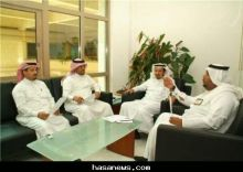 اجتماع اعضاء لجنة حسانا فلة