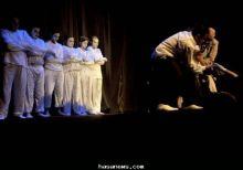 بحضور عدد من الفنانين السعوديين والخليجيين … محاكاة للواقع المرير في مسرحية عندما يتمرد